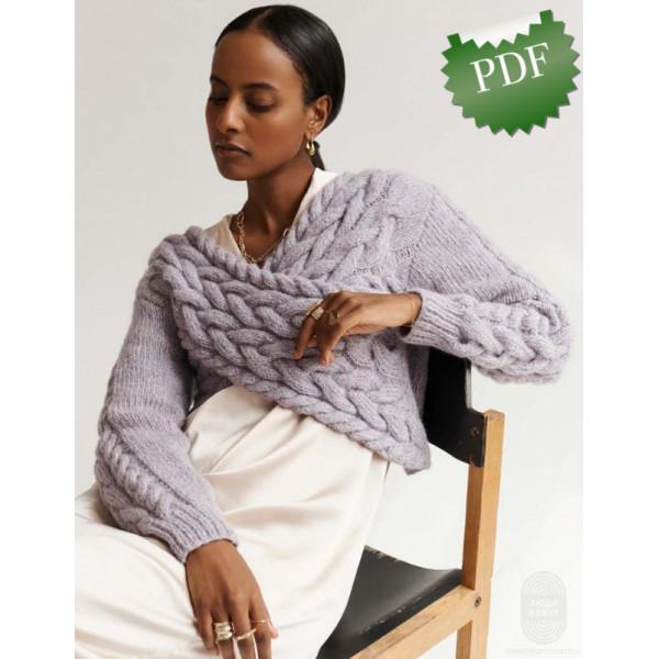 Описание Пуловер • Sara