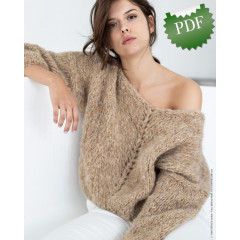 Описание Пуловер • Furry